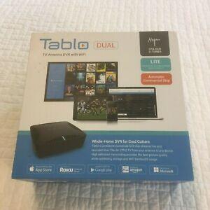 Tablo Dual Lite OTA DVR With WiFi
