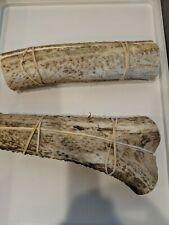 Elk antlers dog chews large