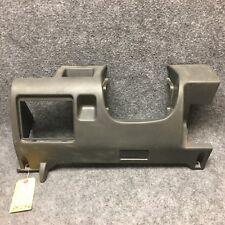 94-97 Nissan Pickup LH Drivers Dash Knee Bolster Panel 681063B000 Dk Gray 35236