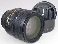 NIKON AF-S Nikkor 24-85mm 3.5-4.5 G + Hood HB-28