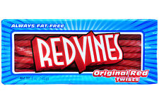 Red VINES ORIGINALE ROSSO colpi di scena