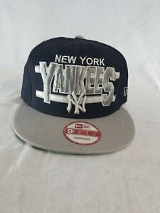 New Era New York Yankees Snapback