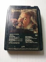 Kenny Rogers: Kenny - Stereo 8  Cartridge Tape