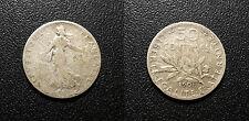 IIIème République - 50 centimes semeuse 1901 - F.190/8