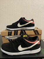 "Men's Low Nike SB Dunk Premium ""Firecracker"" size 10"