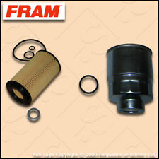 SERVICE KIT for HONDA ACCORD 2.2 I-CTDI FRAM OIL FUEL FILTER CN1 CN2 (2007-2008)