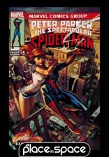 PETER PARKER: THE SPECTACULAR SPIDER-MAN #1 - EXCLUSIVE J.SCOTT CAMPBELL CVR B