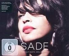 The Ultimate Collection von Sade (2011), 2CDs + DVD, Digi