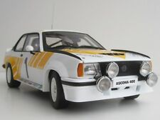 Opel Ascona B 400 SR RALLY No.1 1/18 Sun Star SunStar 5341 Euro Händlerteam