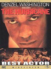 The Hurricane (DVD, 2000) VG
