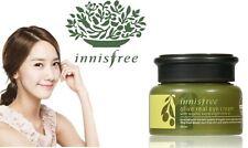 Innisfree Olive Real Eye Cream 30ML Moisturising, Vitality, Anti-Wrinkle