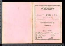 [16254] ALESSANDRIA - CASALE - COMMERCIALE VINO