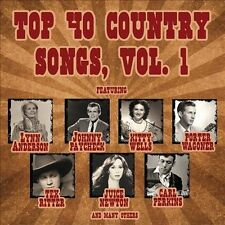 NEW Top 40 Country V.1 [3 CD] (Audio CD)
