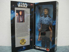 STAR WARS COLLECTOR SERIES **LANDO CALRISSIAN** SIGNED BY BILLY DEE WILLIAMS COA