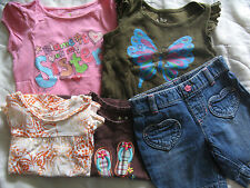 VGUC/GUC Lot of 3T Girls TCP & Jumping Beans Summer Clothing