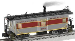 2013 27695 Lackawanna NS Heritage Bay Window Caboose #1074 new in the box