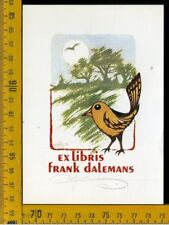 Ex Libris b 1512 Willy Braspennincx