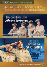 Tcm-mister Roberts/no Time For Sergeants [dvd/dbfe/ws] (Warner (ward420464d)