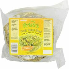 Marshalls Pet Peter's grass Fruit Salad Bowl Treat Chew grass for small animals