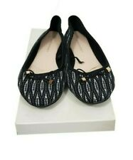 e9b362ac9ade PRIMARK Shoes Size 4 Black White NEW Comfort Ballet Flats Casual Funeral  Party