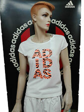 ADIDAS Camiseta Mujer Talla M OFERTA.