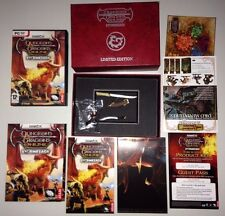 DUNGEONS DRAGONS ONLINE STORMREACH LIMITED EDITION