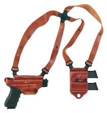 Galco Miami Classic II SIG Sauer Shoulder Holster System Right Hand Tan, MCII250