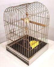 Pacific Cage & Furniture Vintage Birdcage Large Heavy Duty Chrome Parrotlet
