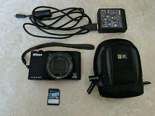 Nikon COOLPIX S8100 12.1mp Camera