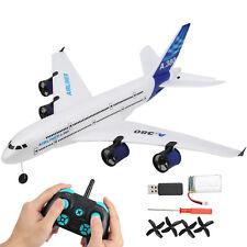 A380 3CH RC Flugzeug 2.4 G Flugzeuggleiter Ferngesteuertes Starrflügel Spielzeug