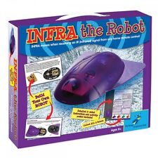 Infra the Robot Make Your Own Robotics Kit Infrared Controlled By Remote Control