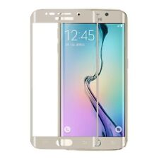 Genuine Samsung Galaxy S6 Edge Plus 3D Curve Tempered Glass Screen Protector Gld