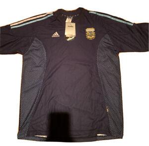 vintage adidas argentina jersey messi maradona batistuta Riquelme Futbol Soccer
