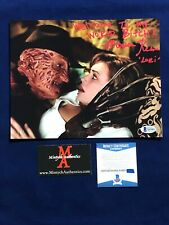 Monica Keena Autographed Signed 8x10 Photo! Freddy Vs Jason! Beckett Coa! Horror