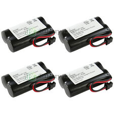 4 Cordless Home Phone Rechargeable Battery for Uniden BT-1015 BT1015 400+SOLD