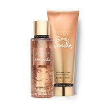 Victoria's Secret Bare Vanilla Gift Set Includes 250ml Body Mist 236ml Body Loti