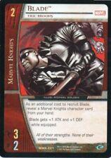 Marvel VS CCG - Marvel Knights - Blade #1