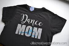 Custom t-shirts, Personalized Shirts, Dance Mom T-Shirt, Dance Mom, Dance