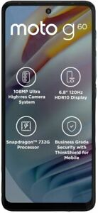 MOTOROLA G60 Unlocked Dual SIM-Stock Android-6GB RAM-GooglePlay-120Hz Display