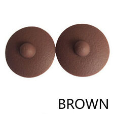 Women Sexy Nipple Breast Implants Fake Chest Breast Pad Self Adhesive Beauty Now
