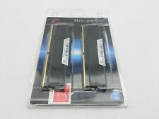 New G.Skill Ripjaws V Series 32GB (16GBx2) DDR4 PC4-25600 3200MHz - CL3048