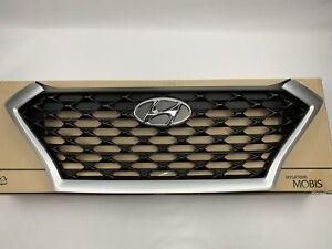 2019-2020-2021 Tucson Front Bumper Grille Upper Original Hyundai Radiator Grill