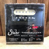 Suhr Thornbucker Guitar Pickup, Neck Position, Zebra
