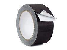WOD Aluminum Foil Tape Black Matte - 2 inch x 27 yds. - for HVAC & Air Ducts