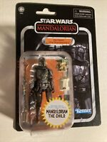 NEW Star Wars Vintage Collection Din Djarin VC177 The Mandalorian The Child