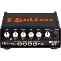 Quilter Labs Bass Block 802 800W Bass Amp Head
