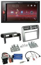 Pioneer 2DIN MP3 Lenkrad USB Bluetooth Autoradio für Fiat GrandePunto 05-06 anth