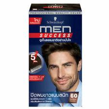 Schwarzkopf Men Success Hair Color Kit No. 60 Dark Brown