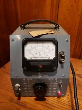 Hewlett-Packard Model 400C Vacuum Tube Voltmeter