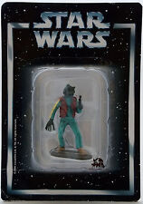 Figurine collection Atlas STAR WARS GREEDO Guerre des Etoiles Figure